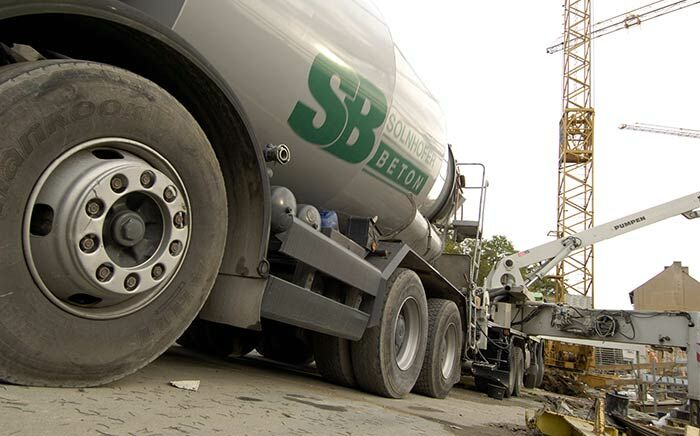 SB Solnhofer Beton - Transport